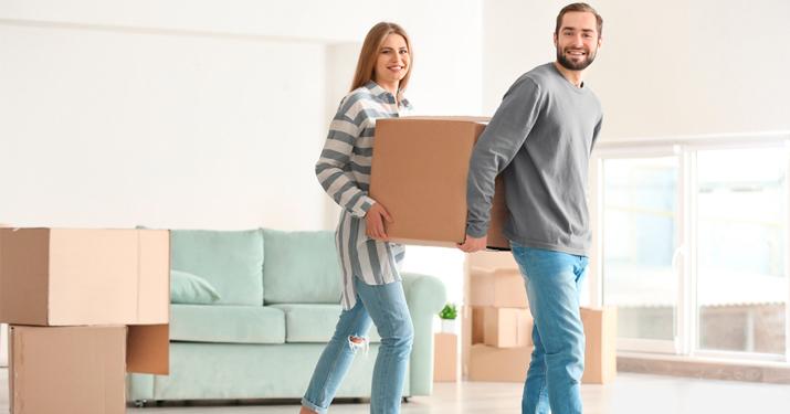 Mover el sofá de forma correcta