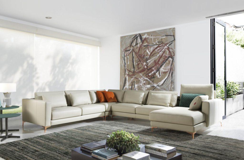 Cuidado de los muebles tapizados de piel